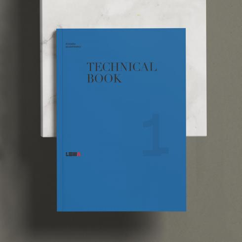 Lema präsentiert das neue Technical Book Armadio al Centimetro