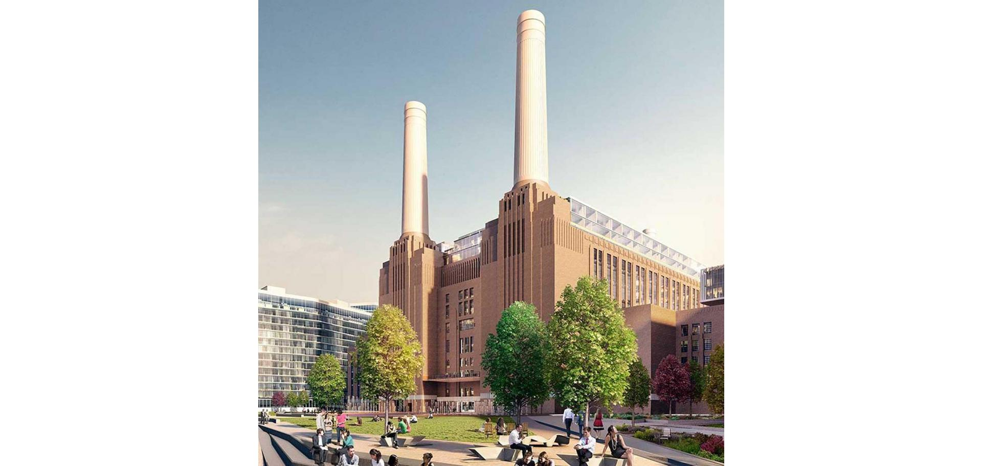 BATTERSEA POWER STATION PHASE 1