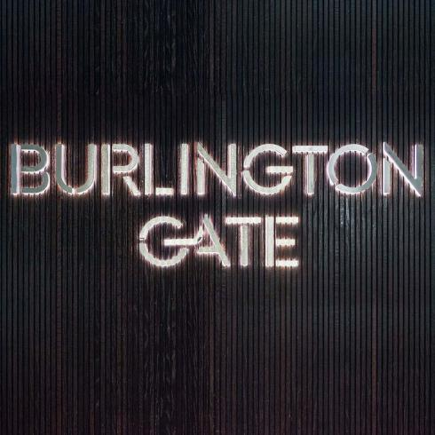 BURLINGTON GATE