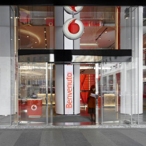 FLAGSHIP STORE VODAFONE