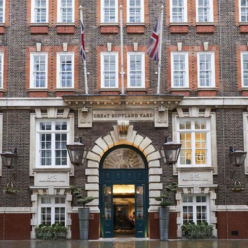 GREAT SCOTLAND YARD HOTEL