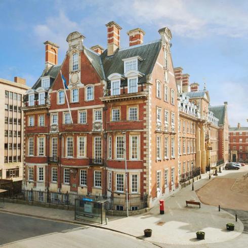 THE GRAND – HOTEL & SPA
