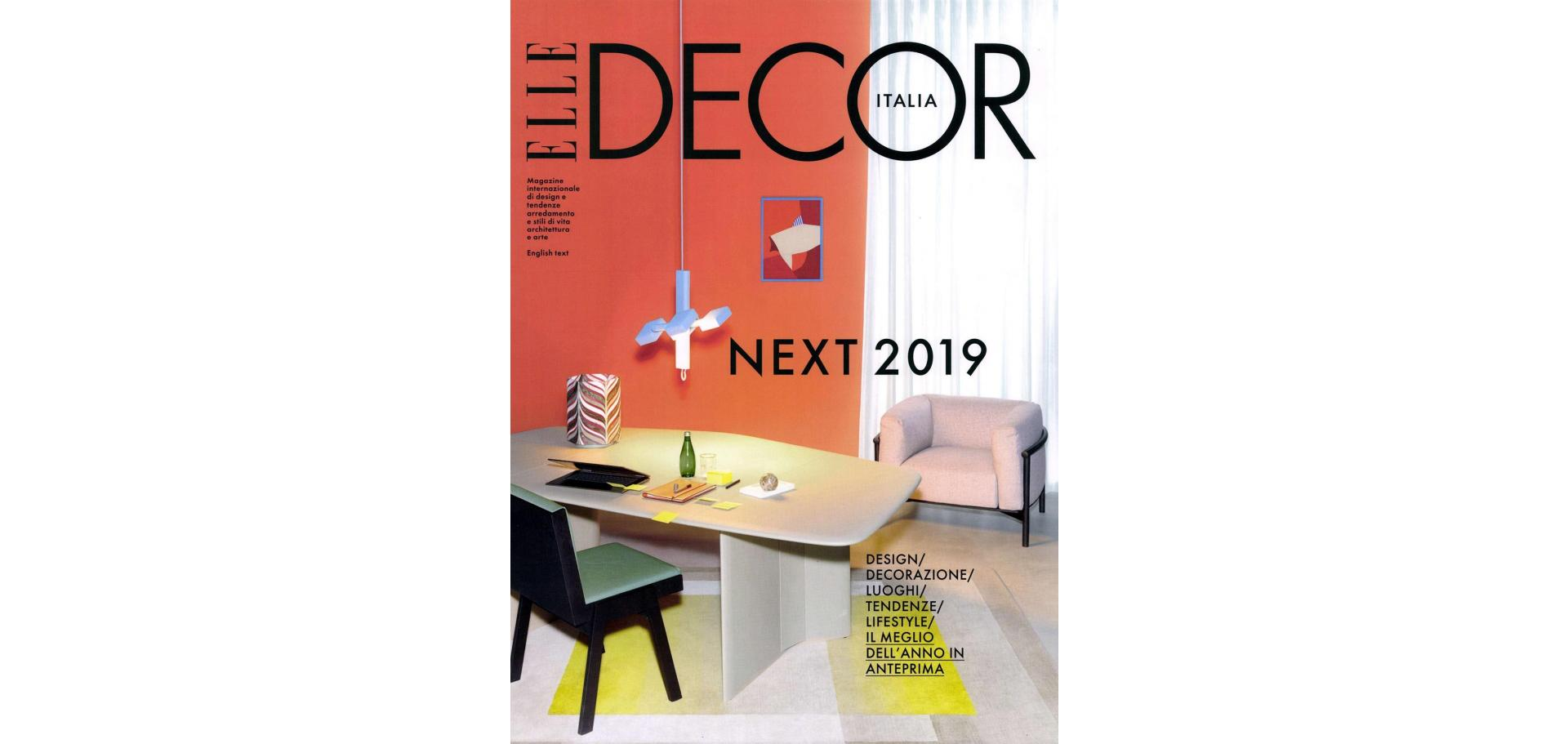 ELLE DECOR ITA
